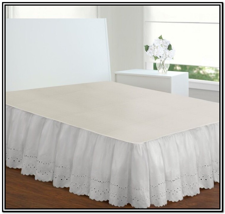 Extra Long Twin Bed Skirt
