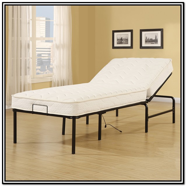 Extra Long Twin Size Bed Frame