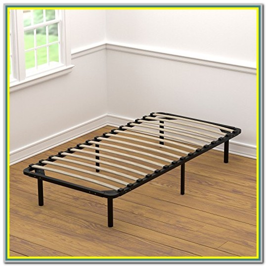 Extra Sturdy Twin Bed Frame
