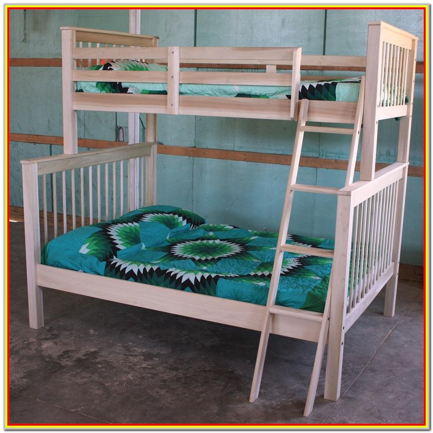 Full Over Full Bunk Bed Plans Pdf