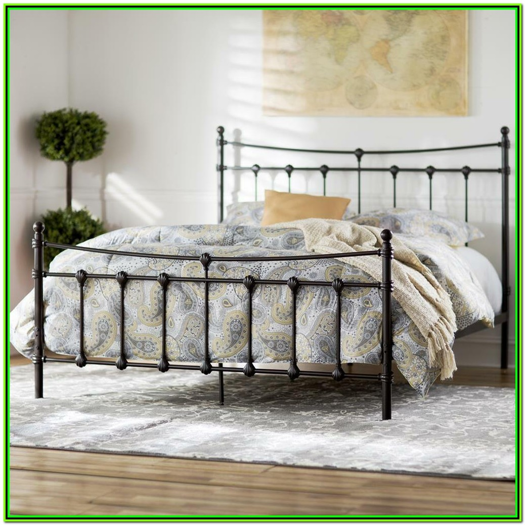 Full Size Bed Frame Headboard And Footboard