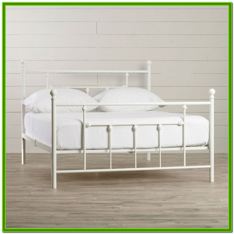 Full Size Bed Frames With Headboard And Footboard