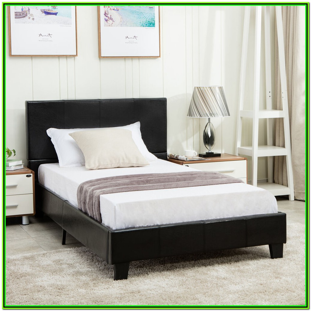 Full Size Bed Headboard And Frame
