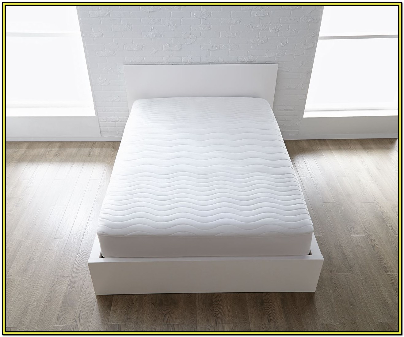 Full Size Bed Mattress Pad
