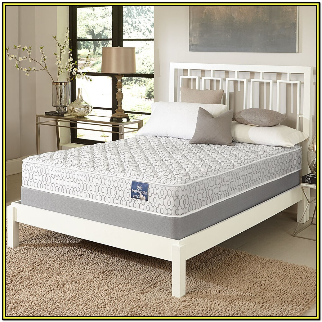 Full Size Bed Mattress Set