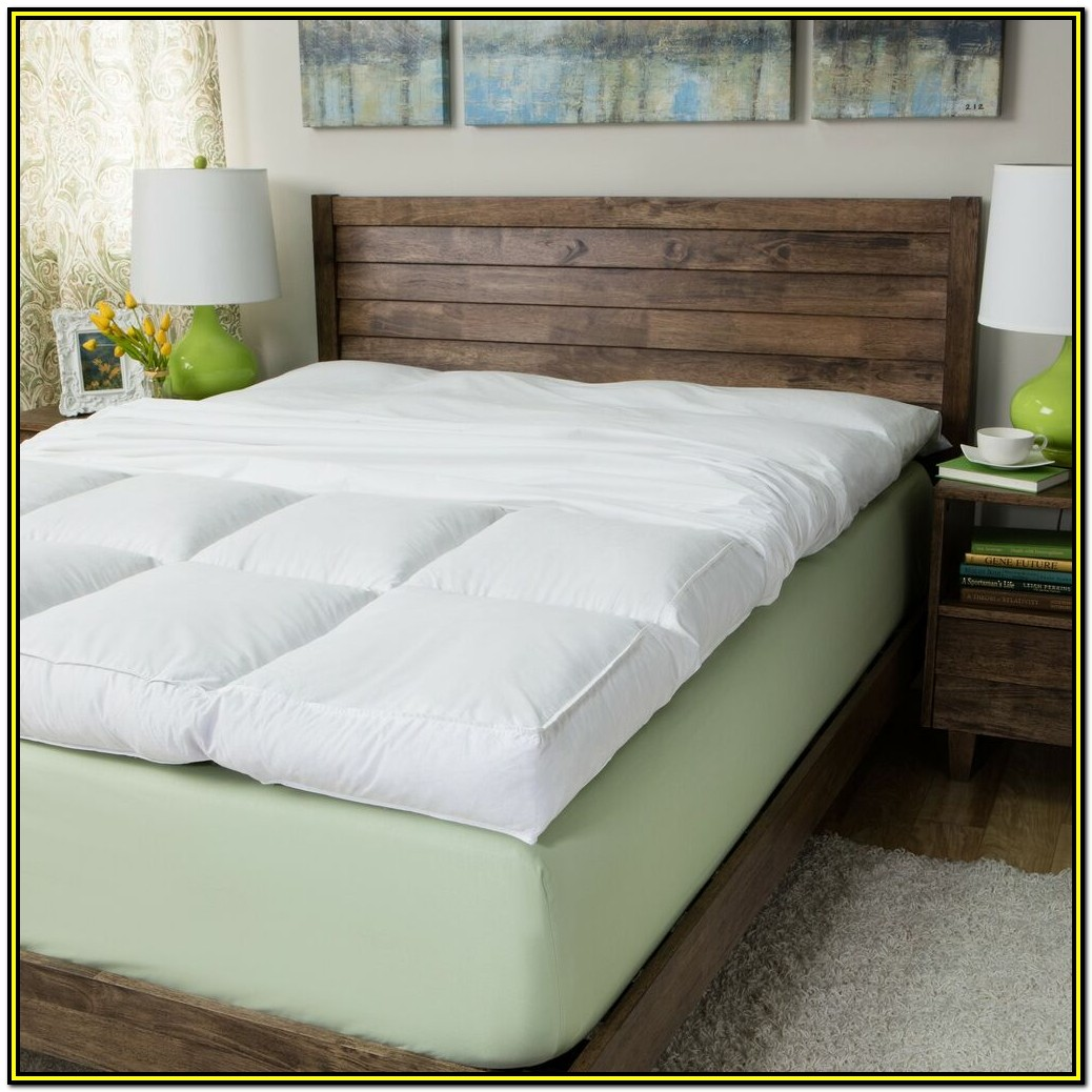 Full Size Bed Mattress Topper