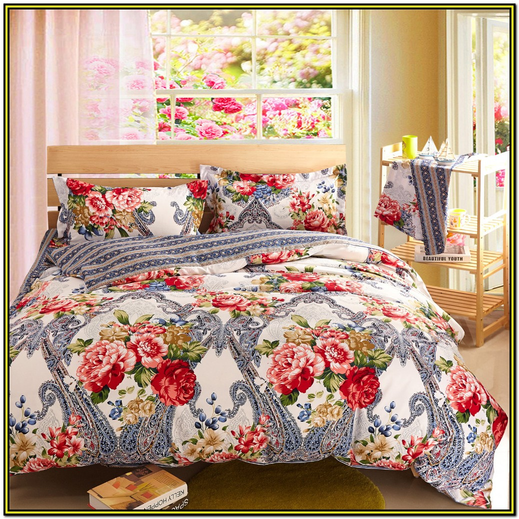 Full Size Bed Sheets And Comforter