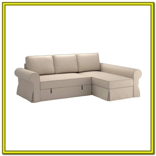 Ikea Backabro Sofa Bed With Chaise Cover