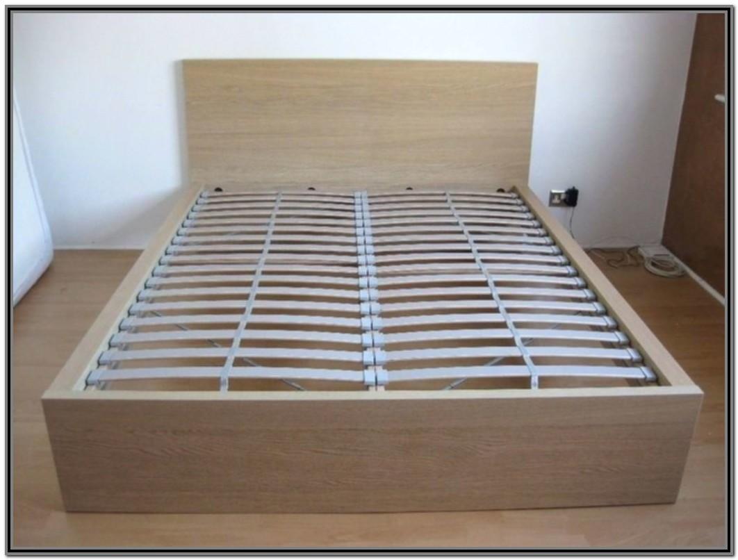 Ikea Malm Bed Frame Instructions