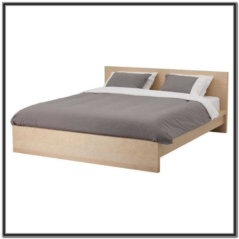 Ikea Malm Bed Frame Queen