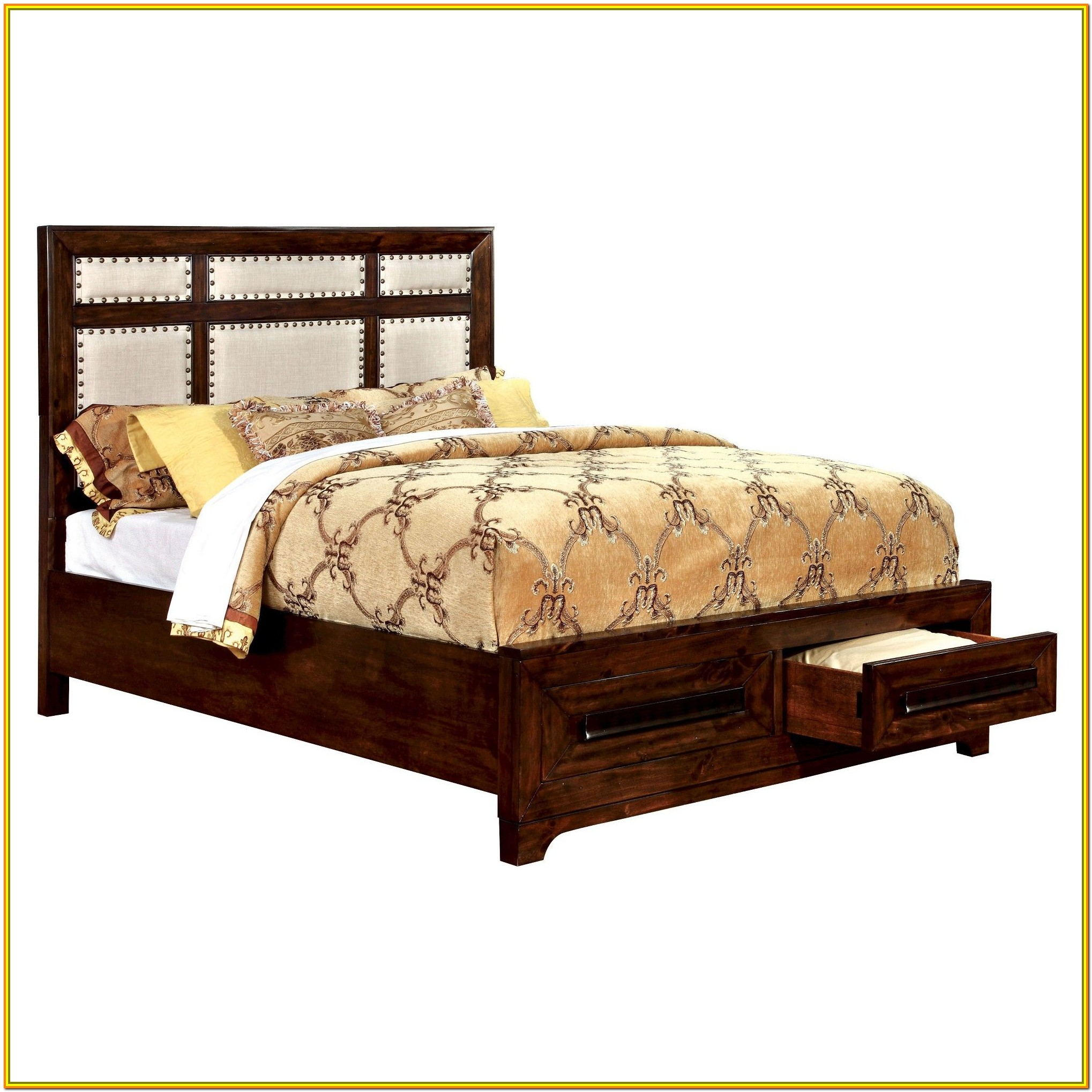 King Size Bed With Storage Ikea