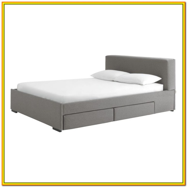 King Size Bed With Storage Uk