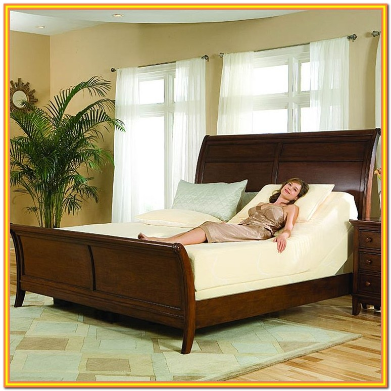 King Size Headboard And Footboard For Adjustable Bed