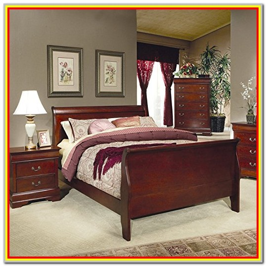 King Size Sleigh Bed Frame Amazon