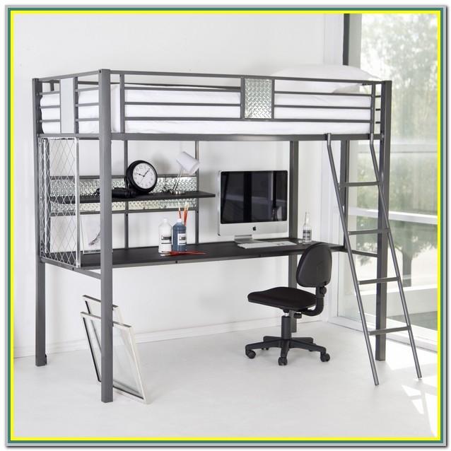 Loft Bed Desk Combo Plans