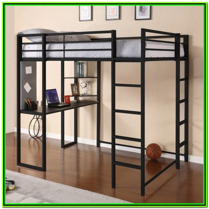 Loft Bed For Adults Full Size
