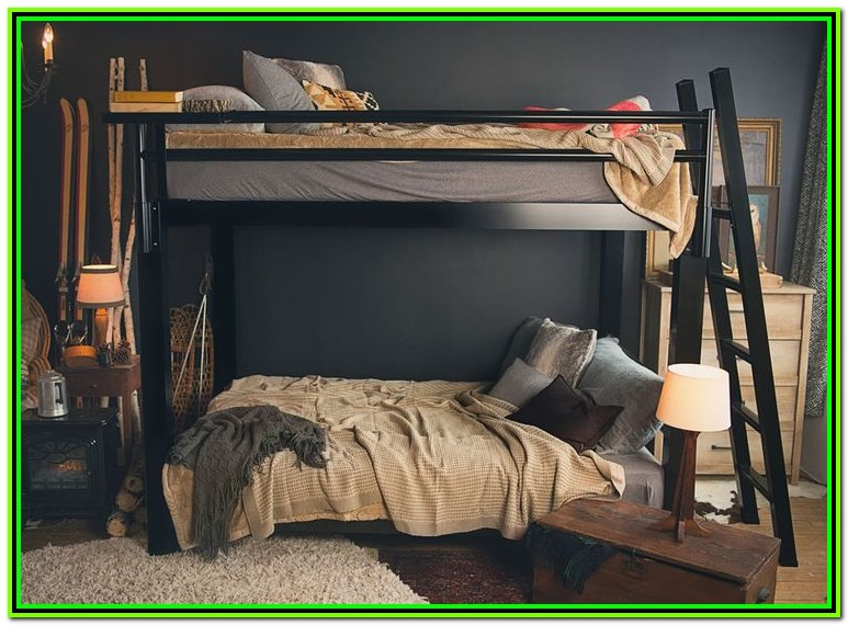 Loft Bed For Adults Queen