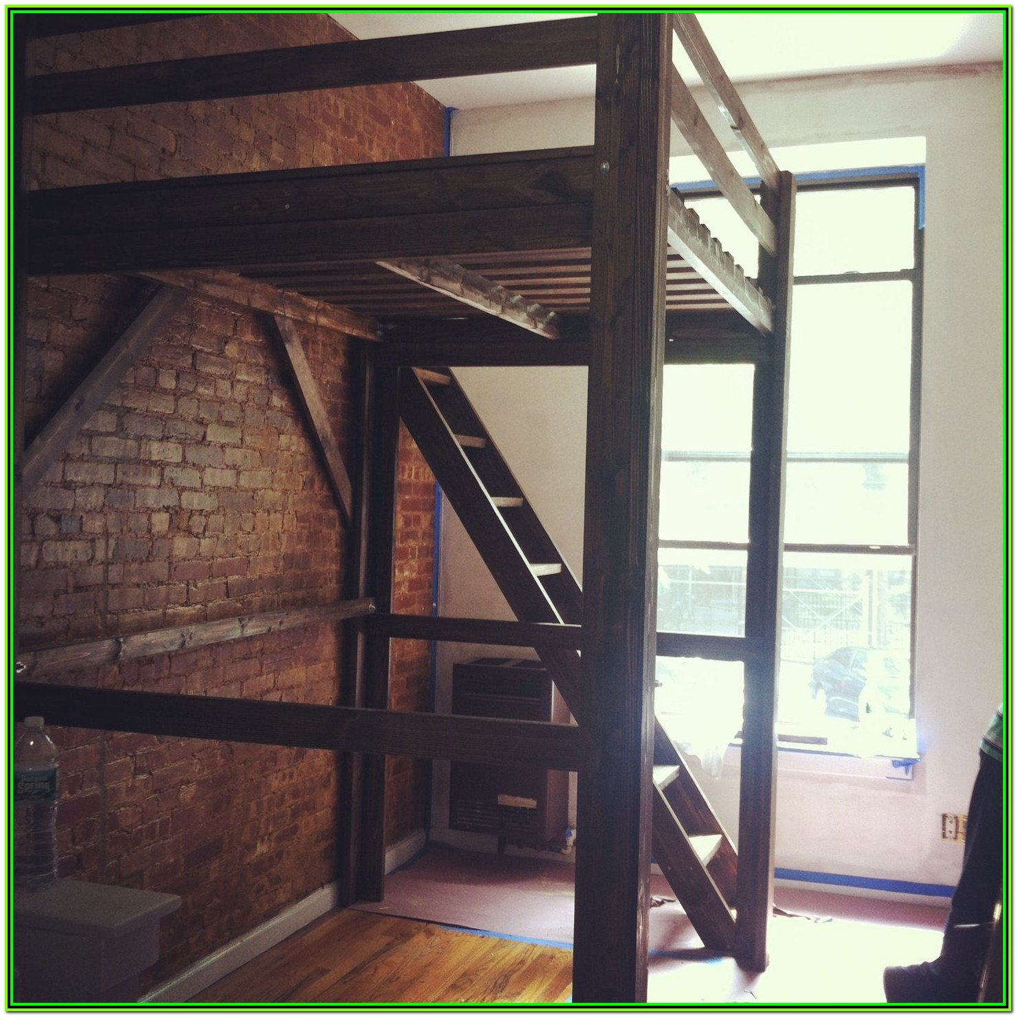Loft Bed Full Size Diy