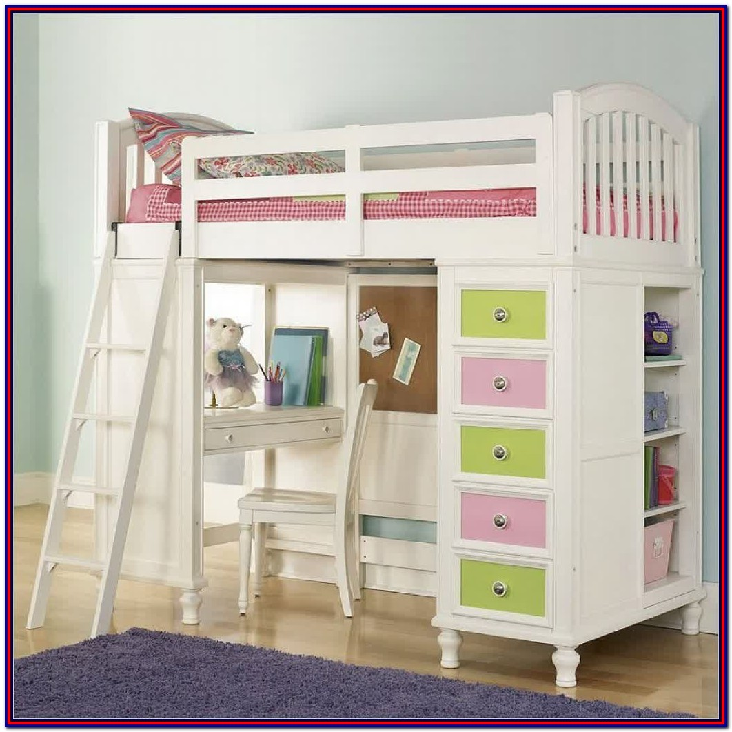 Loft Bed With Storage Ikea