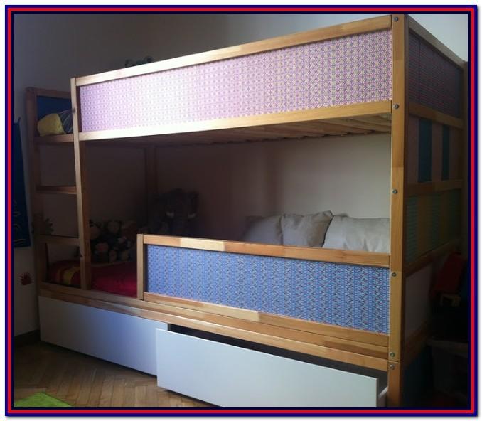 Loft Bed With Storage Underneath