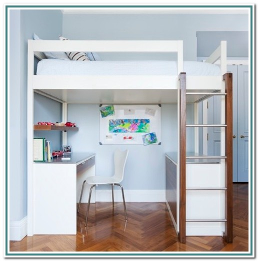 Loft Bunk Beds With Desk Australia