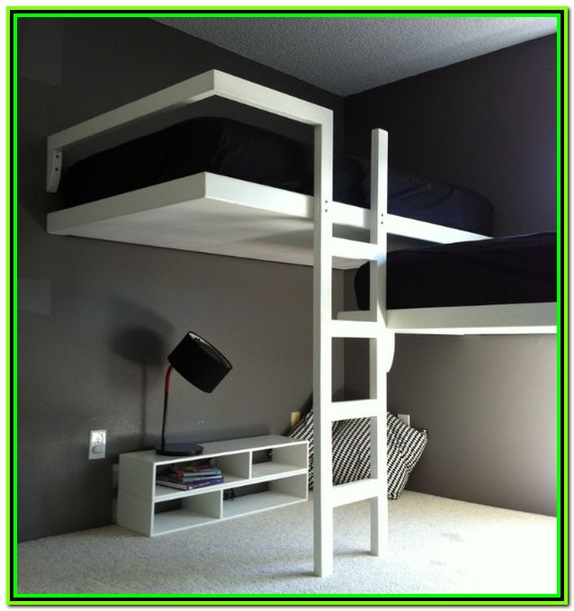 Low Loft Beds For Adults Uk
