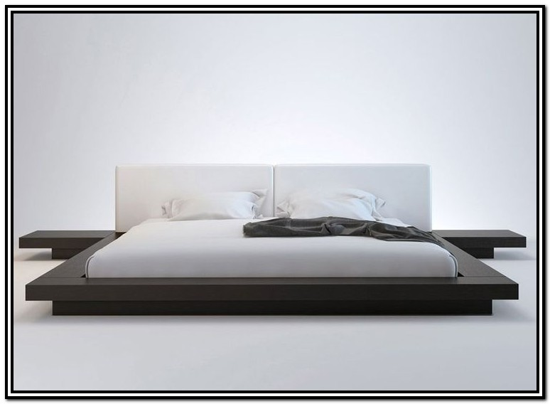 Low Profile Queen Bed Frame Canada