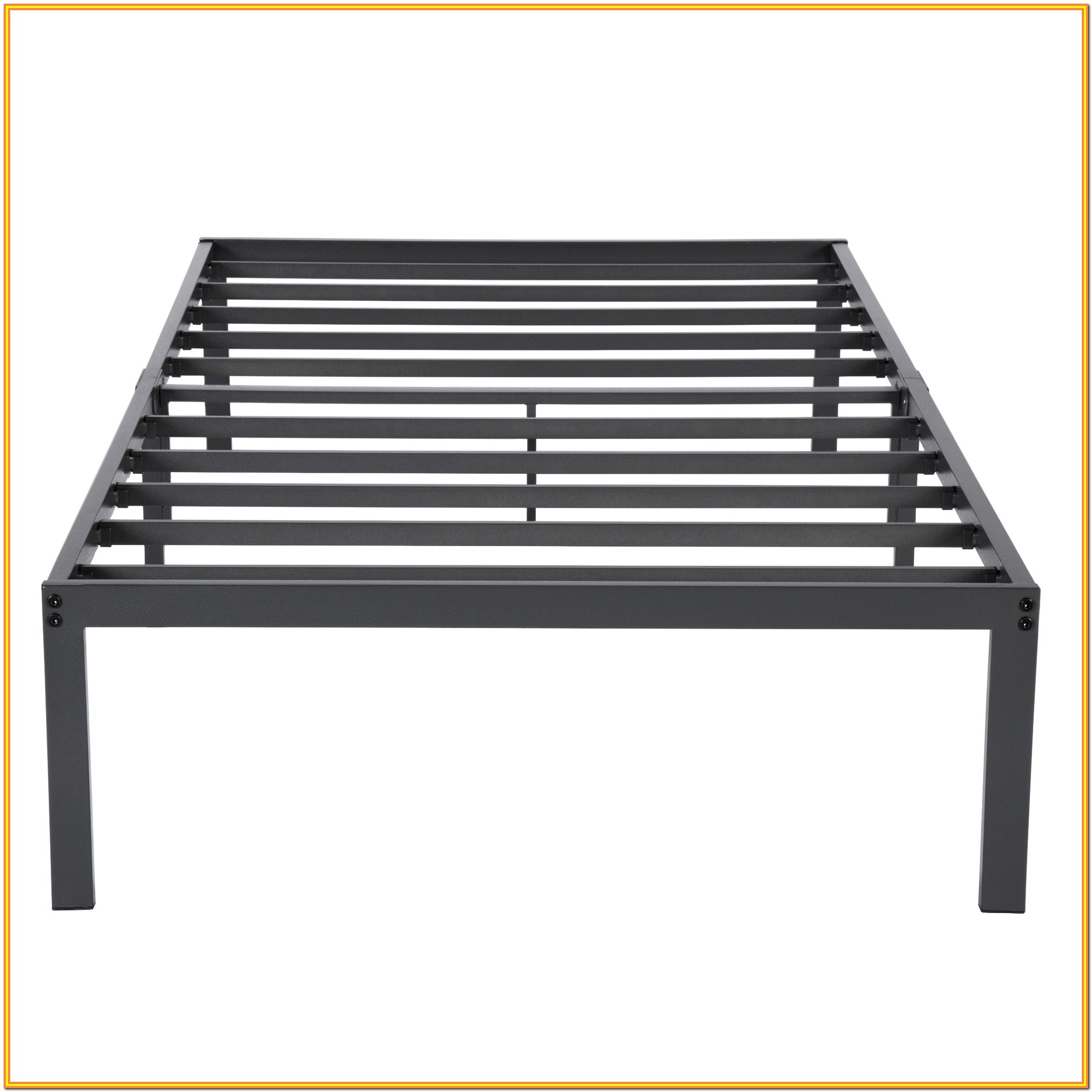 Metal Bed Frame Twin Xl Size