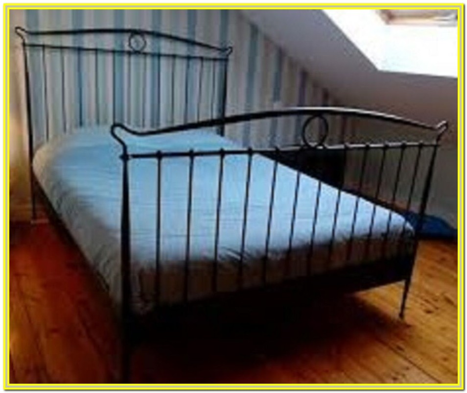 Metal King Bed Frame Ikea