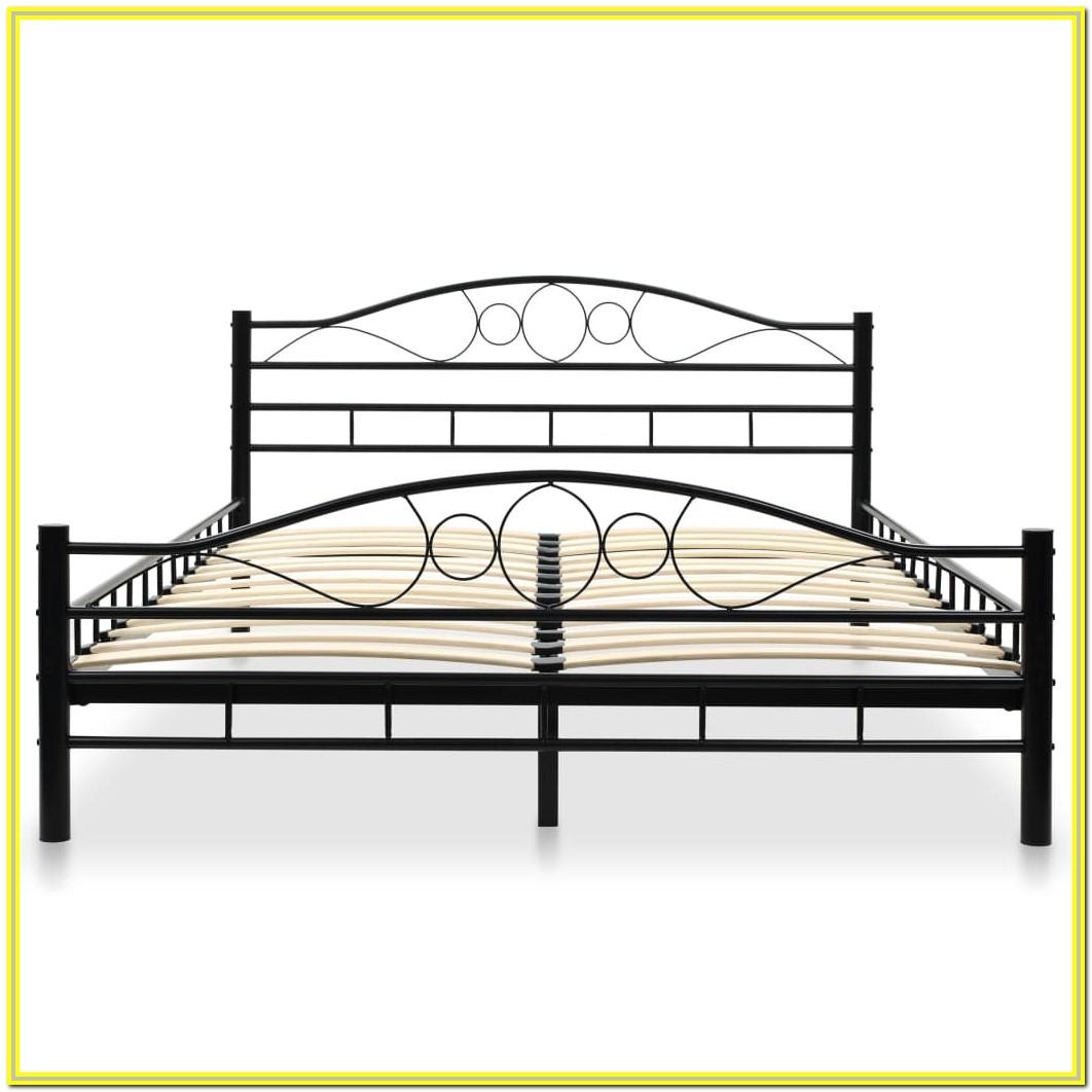 Metal Super King Size Bed Frame