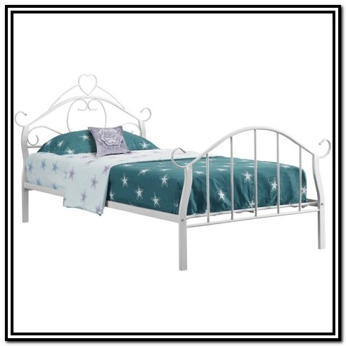 Metal Twin Bed Frame Walmart