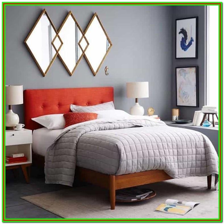 Mid Century Modern Bedroom Decor