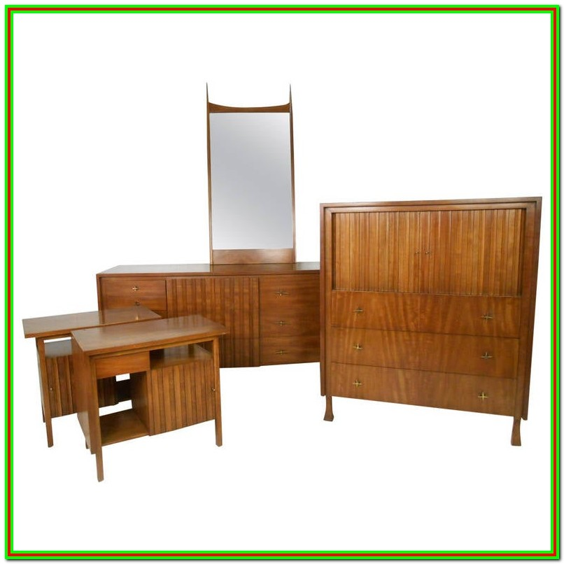 Mid Century Modern Bedroom Furniture Sets