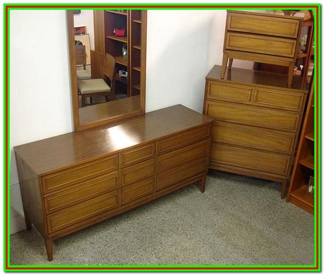 Mid Century Modern Bedroom Furniture Used