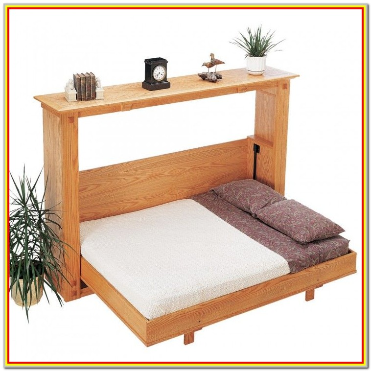 Murphy Bed Desk Diy Plans