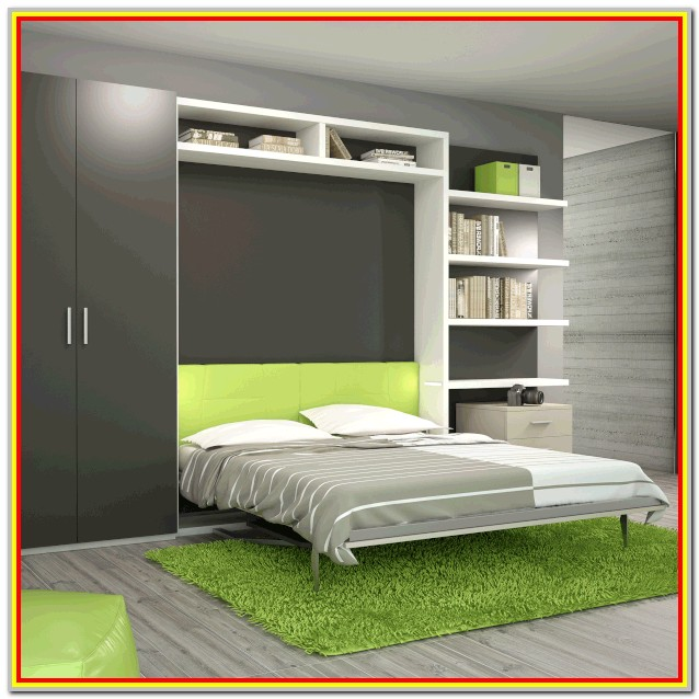Murphy Bed With Desk Singapore