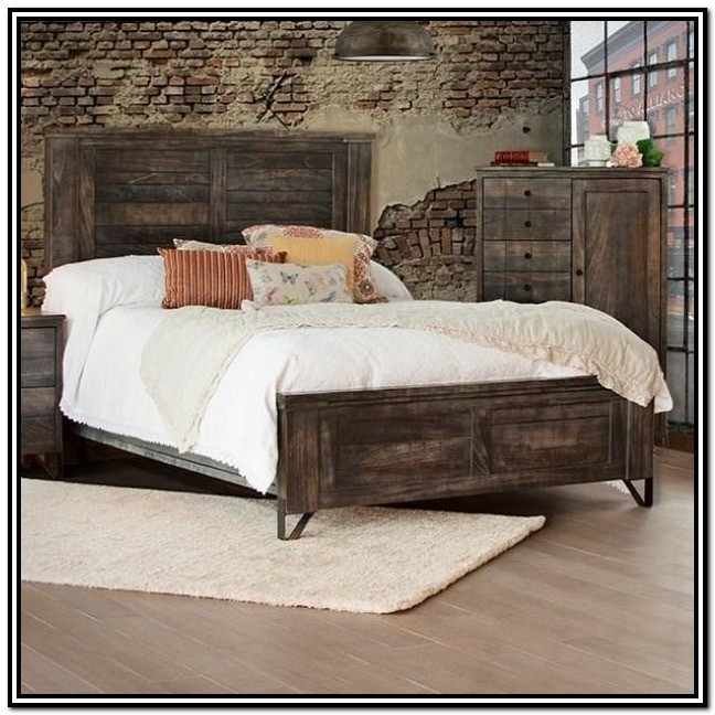 Products International Furniture Direct Color Moro Idf686hdbd Ek+pltfrm Ek B1