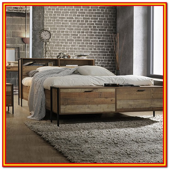 Queen Bed Frames With Storage Melbourne