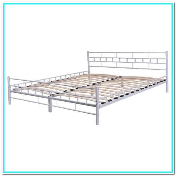 Queen Platform Bed Frame With Headboard Walmart