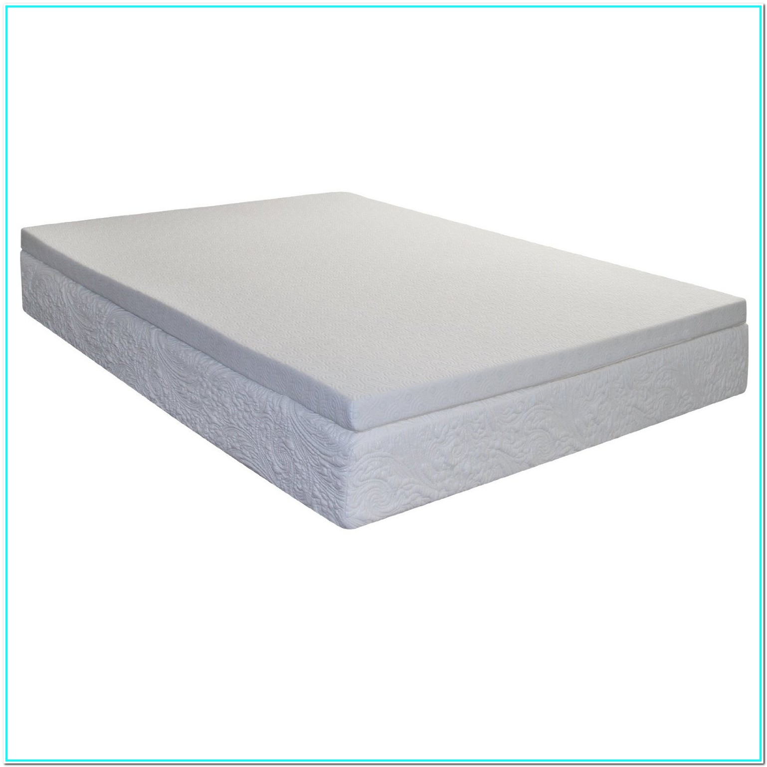 Queen Size Bed Mattress Topper