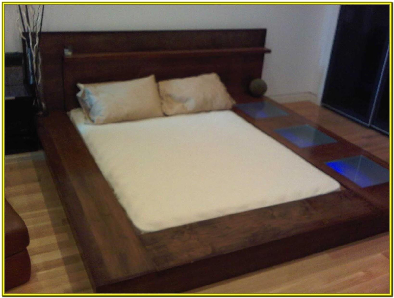 Queen Size Storage Bed Diy