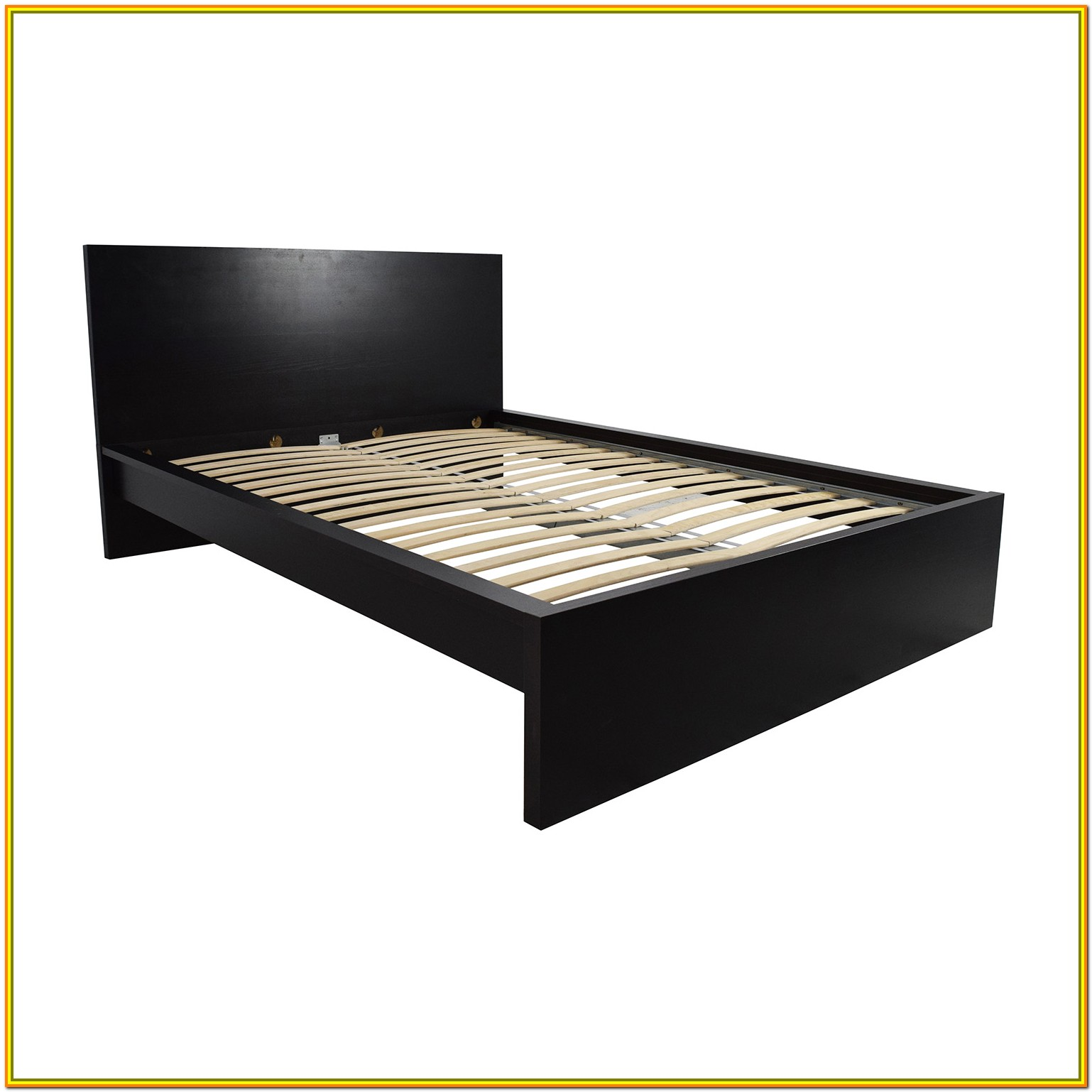 Queen Wood Bed Frame Ikea