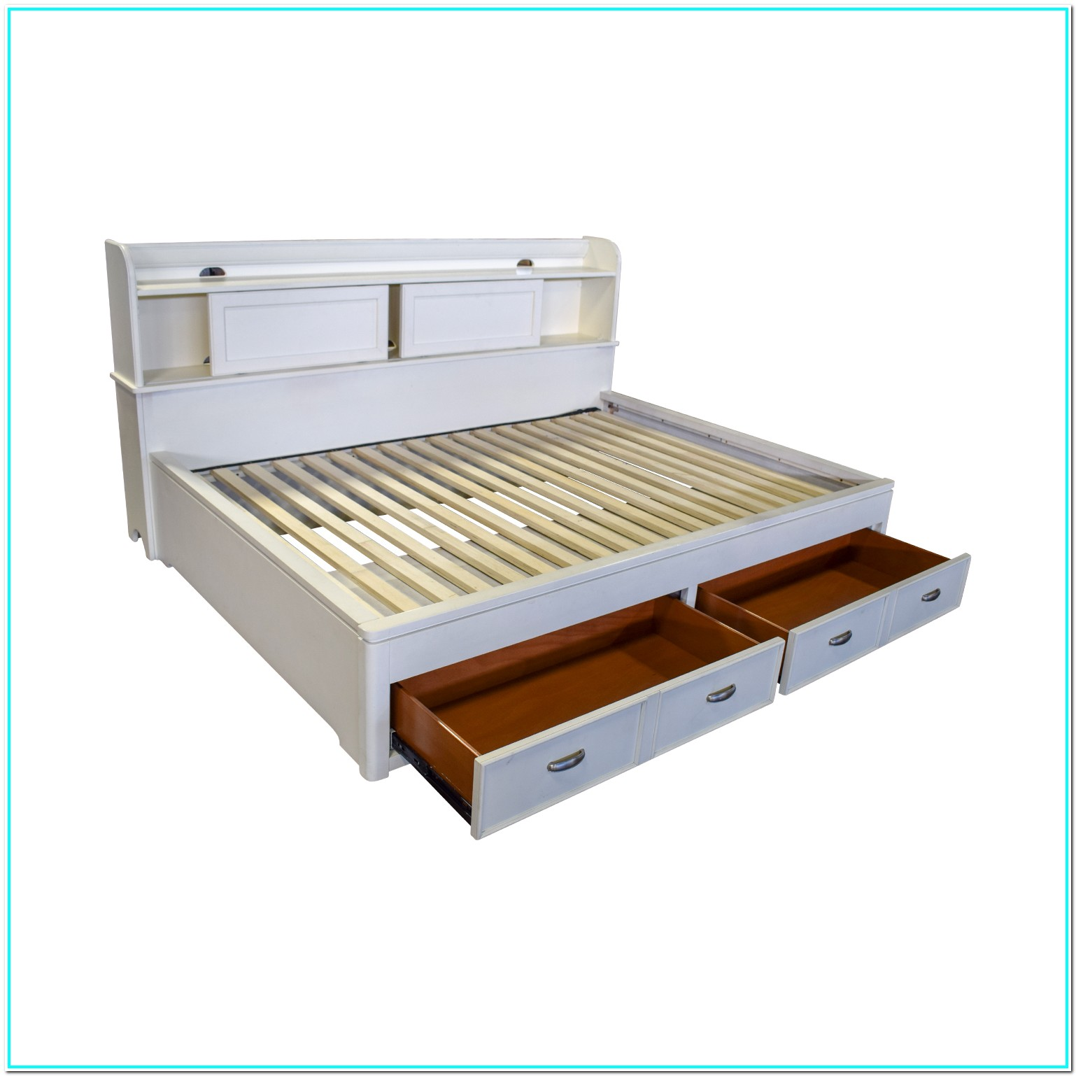 Raymour And Flanigan Beds With Storage