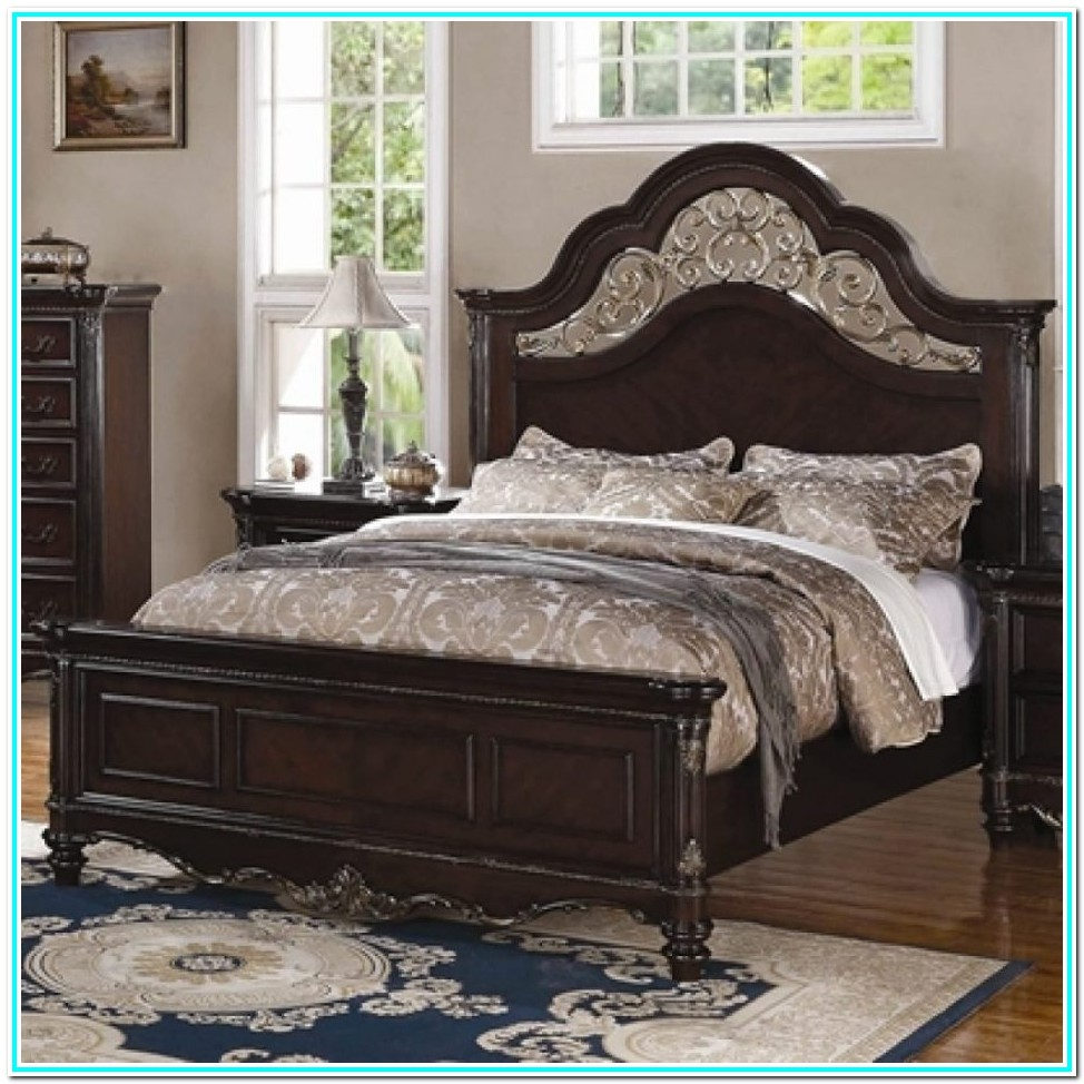 Raymour And Flanigan Oak Bedroom Furniture