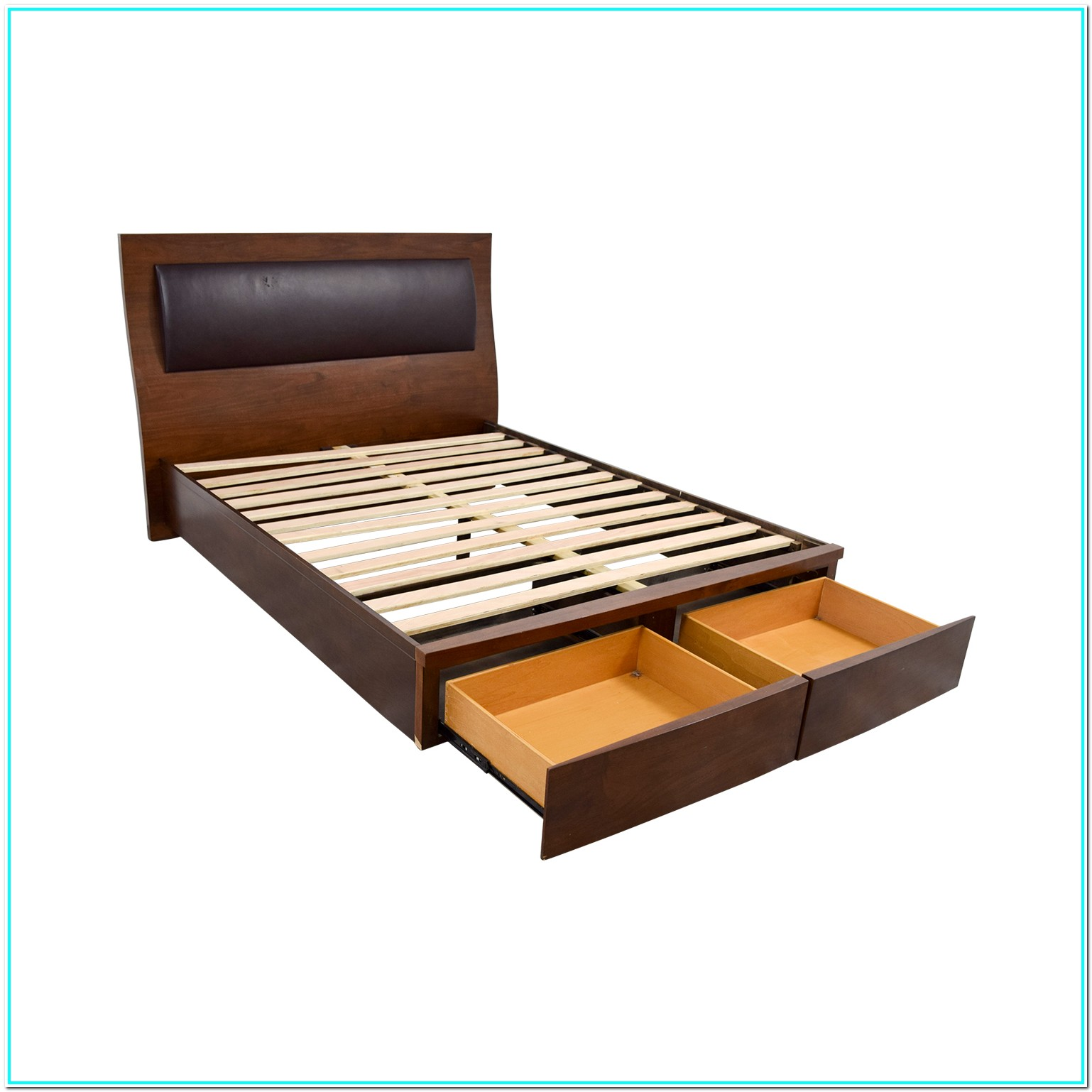 Raymour And Flanigan Platform Bed Frame