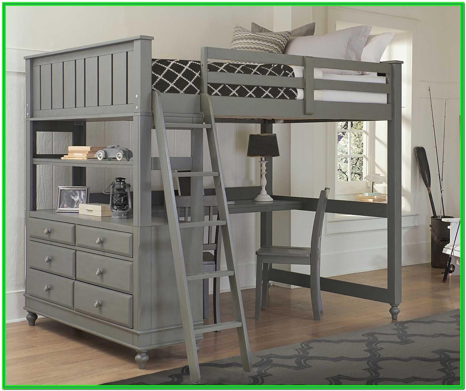 Rooms To Go Bunk Beds With Desk