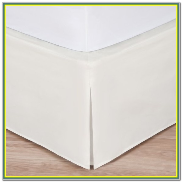 Split Corner Bed Skirt King