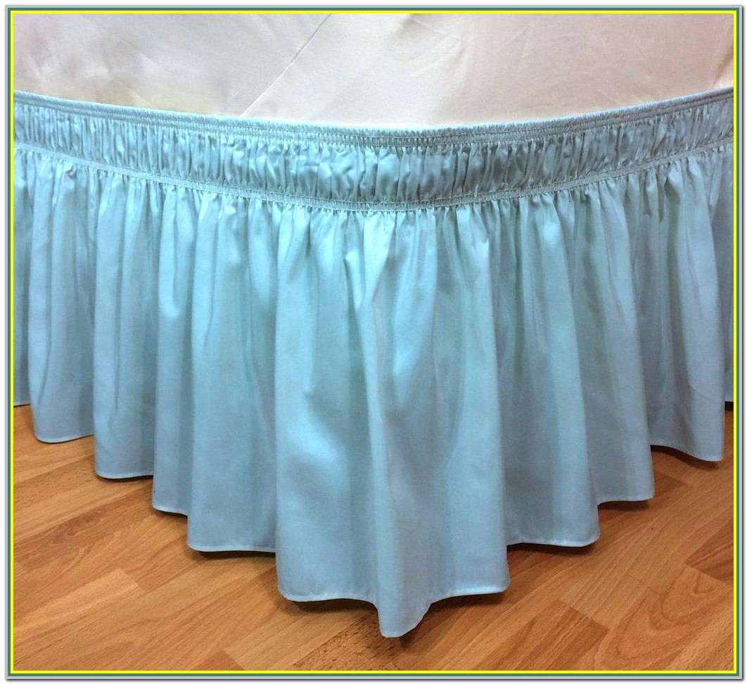 Split Corner Bed Skirt Uk