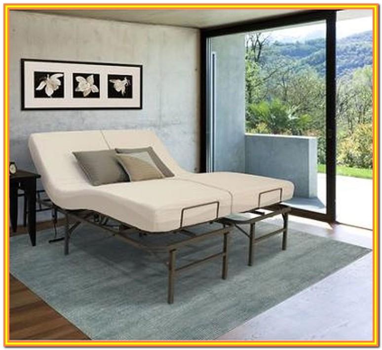 Split Queen Adjustable Bed For Rv