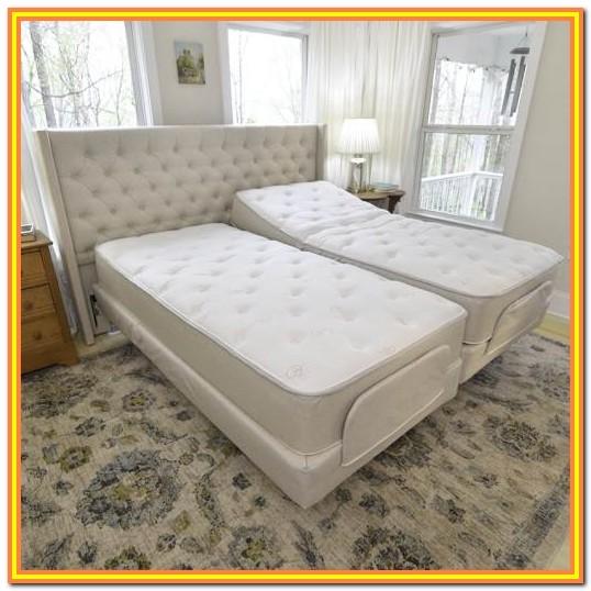 Split Queen Adjustable Bed Package